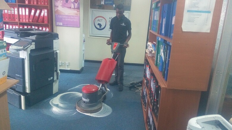Jasban cleaning services in Nairobi